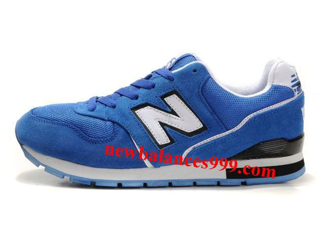 Wholesale Discount New Balance NB royal Blue White For Women shoes Shoes  Store