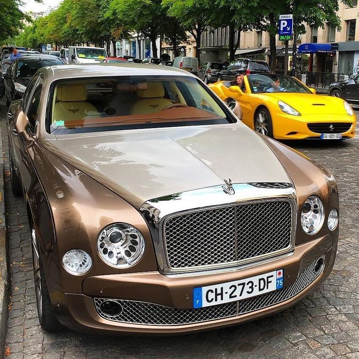 Bentley Mulsanne Bentley: Mulsanne•Flying Spur•Bentayga Images