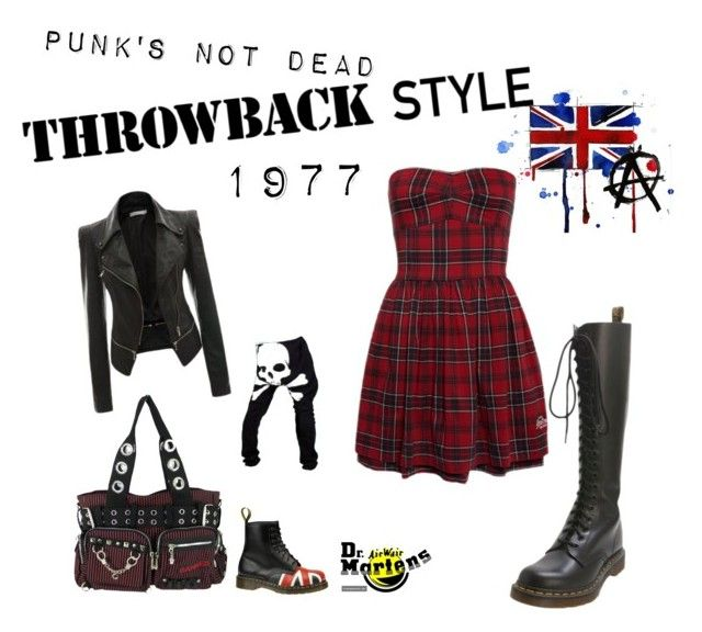 Throwback Style: DOC MARTENS -
