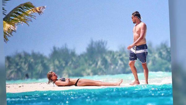 Leonardo DiCaprio y su joven novia en Bora Bora - Yahoo Celebridades En Español