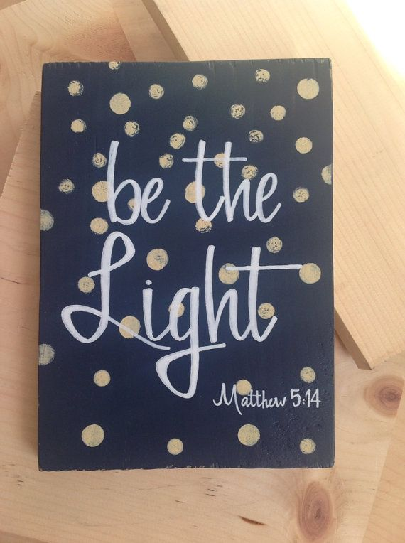 Bible Verse Plaque by FreshGingerDesigns on Etsy, $15.00: