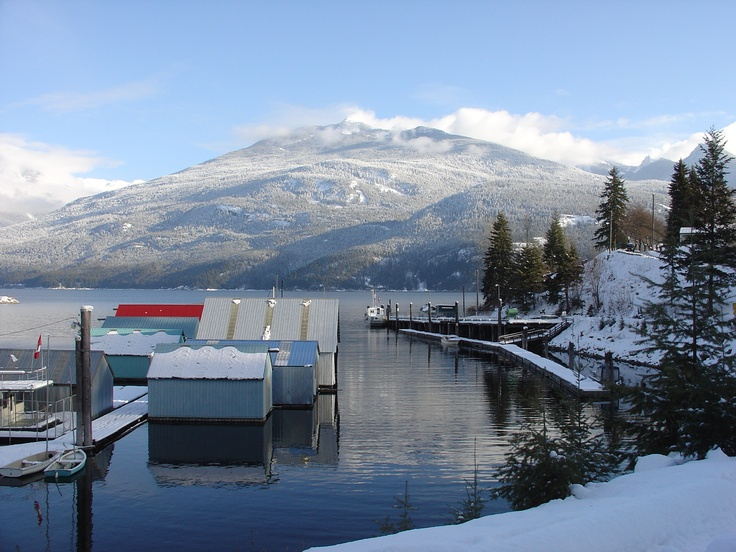 Kaslo Bay,  Kaslo B.C. Canada....a beautiful shot...