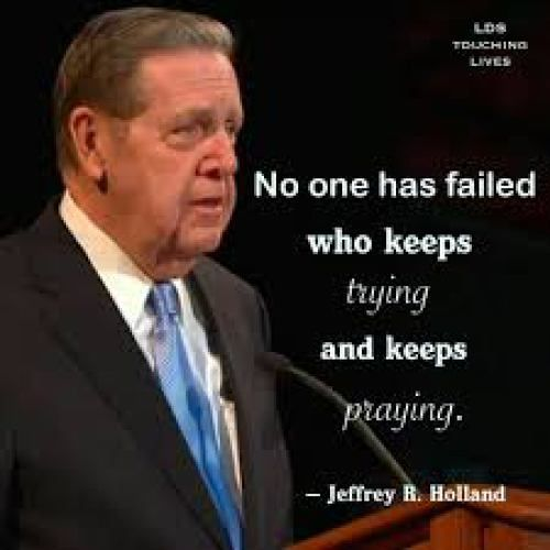 The BEST Elder Holland Quotes of all-time. See them all here>http://www.mormonlight.org/2017/05/31/holland-12-best-quotes-of-all-time/