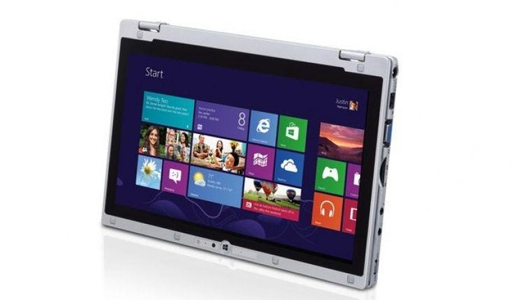 Windows 8 Rugged Tablet