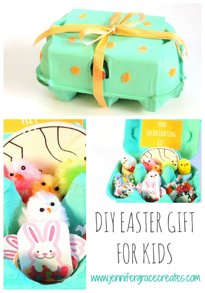 Best 25 easter gifts for kids ideas on pinterest diy gifts painted egg box diy easter gift for kids no chocolate at jennifer grace negle Images