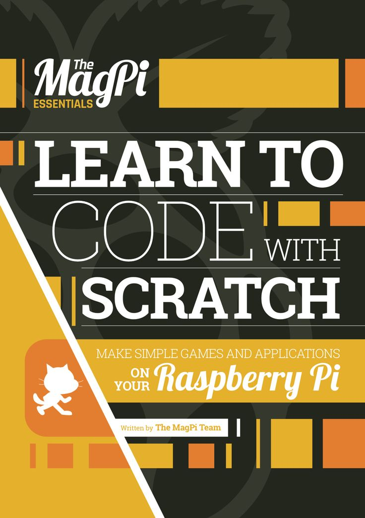 Our series of MagPi Essentials books continues with this guide to programming in Scratch. This freely-available visual programming language from MIT is particularly good for children getting to grips with starting programming, and our book is written with the younger reader in mind.