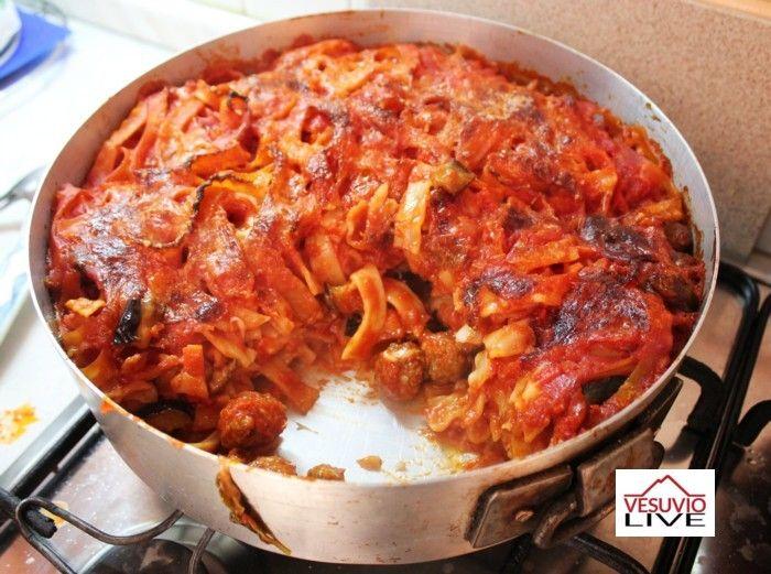 La pasta al forno. La ricetta napoletana
