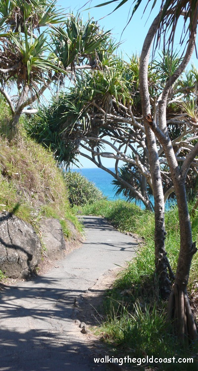 #Burleigh Headland National Park - I used to run and walk in this park every weekend when I lived in #Australia, I will post the views from here - they are incredible!