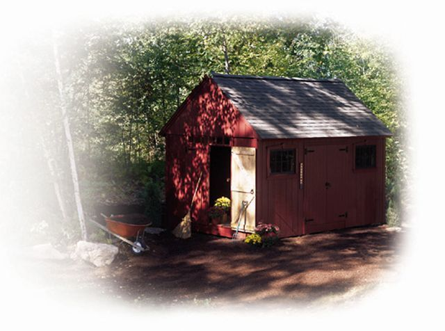 How To Build A Shed   Colonial Storage Shed Plans   Very Close To What I  Want The Theme To Be For The Playhouse Replacement