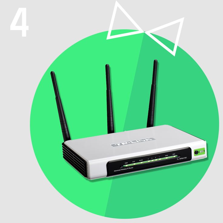 Christmas Gift Idea #4 - a faster router! Need to boost up your Internet speed? Maybe you just need to get a better router.   This TP Link WiFi router provides a stable strong connection wherever you are in the house. It also supports multiple devices, so your connection won't be hanging even if you have a few computers or phones on at the same time.   The best thing about it? It's just €39.99!