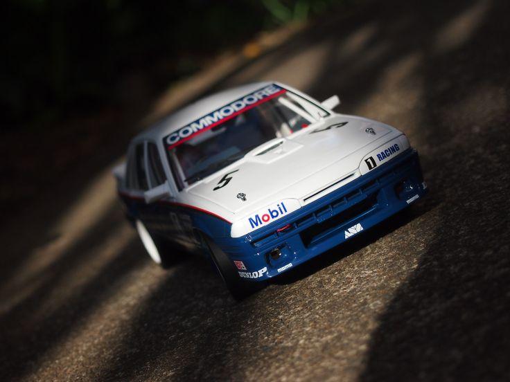 Holden VL Commodore SS Group A - WTCC Monza Winner - Moffat / Harvey - 1987