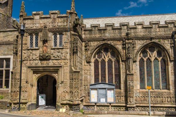 St Mary Magdalene church, Launceston