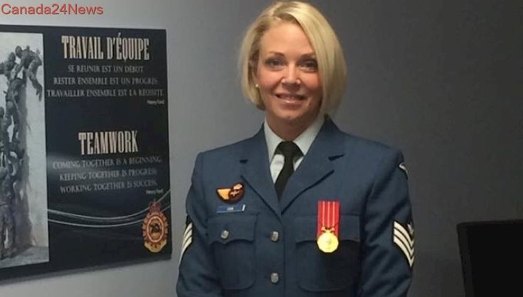 Victim of sexual misconduct facing loss of military career