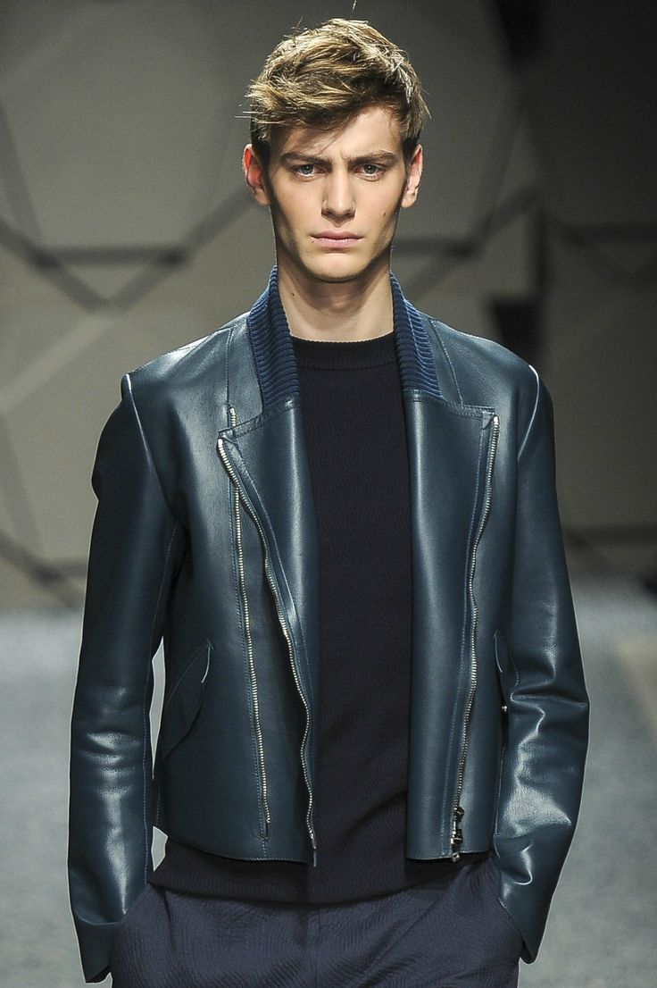 Ben Allen at Z Zegna menswear s/s 2014