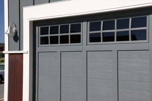 Garage door style I admire