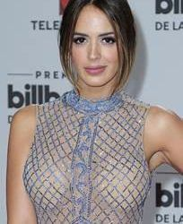 Get the Look for Shannon De Lima Muñiz at Latin Billboards