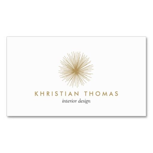 Interior designer business cards 10 handpicked ideas to for Interior design business names