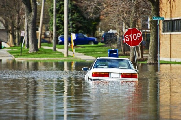 Download Car Under Water For Free In 2020 Flood Damage Flood Insurance Flood