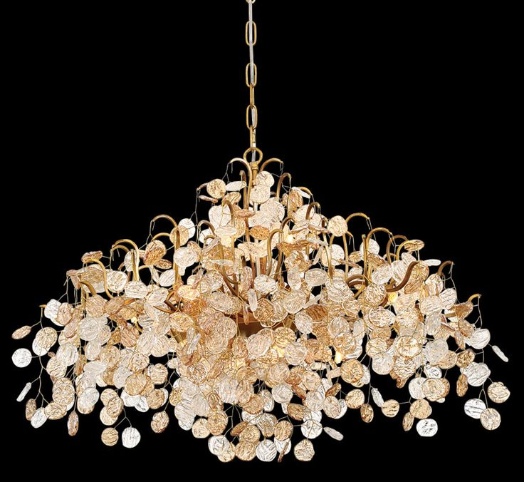 Campobasso 8 Light Medium Transitional Chandelier