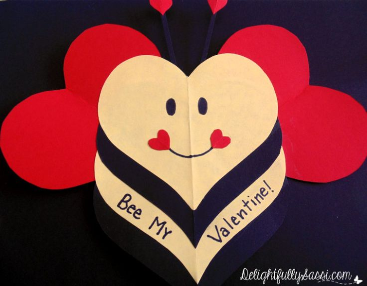 Handmade Valentines » Delightfully Sassi