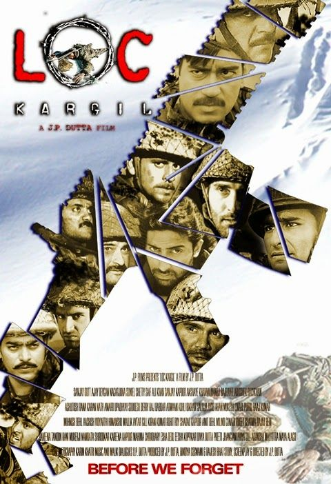 Watch LOC: Kargil Online Free Putlocker: 1999 India-Pakistan Kargil war. Based on the true story.
