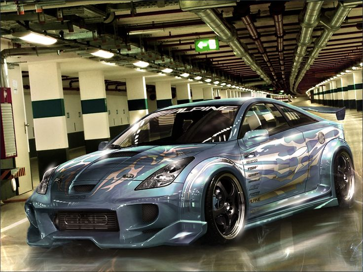 22 best images about Cool Toyota Pictures on Pinterest