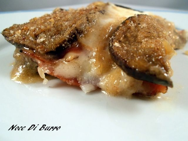 Lasagna bianca di melanzane, ricetta Noce Di Burro