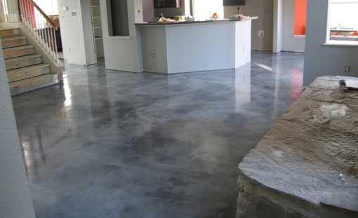 Soluciones en pavimentos continuos.: Micro-cemento. Pisos y pavimentos alisados origin...