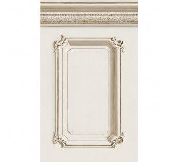 papier peint soubassement haussmannien beige interior musthaves pinterest. Black Bedroom Furniture Sets. Home Design Ideas