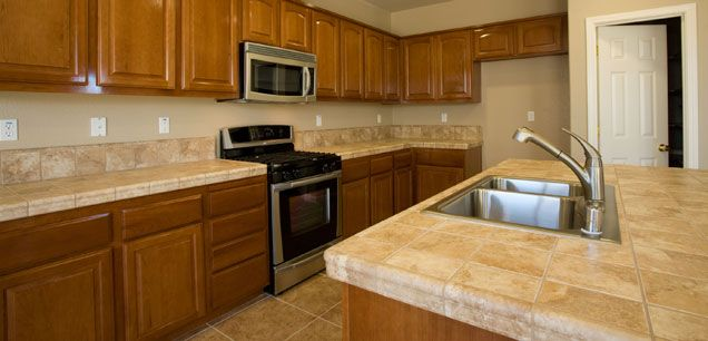 13 best images about tile countertops on pinterest for Kitchen remodel tile countertops