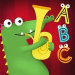 Review — Jamaroos Musical ABCs raises the bar for all other ABC apps! http://www.smartappsforkids.com/2014/01/review-jamaroos-musical-abcs.html