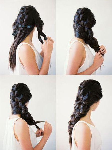 """101 Pinterest Braids That Will Save Your Bad Hair Day 