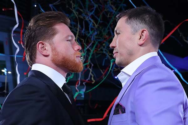 Canelo-GGG Press Conference #BigStories #BoxingNews #allthebelts #boxing