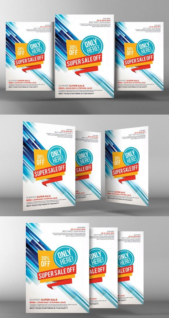 4056 Best Flyer Templates Images On Pinterest Flyer Template Role