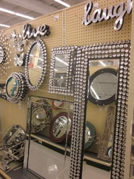 Rhinestone Mirrors Hobby Lobby Bling Bedroom