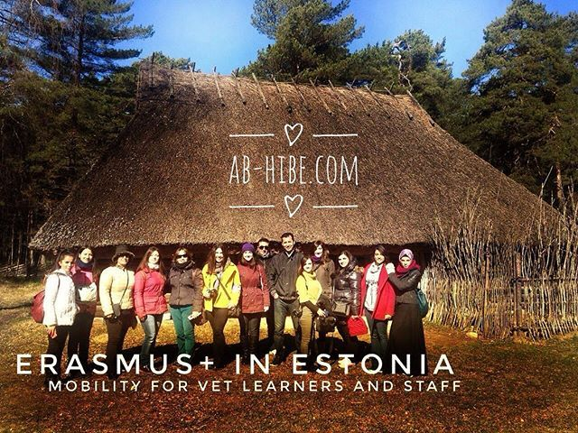 Our A Mobility For VET Learners And Staff Project in Estonia Within The Scope Of…