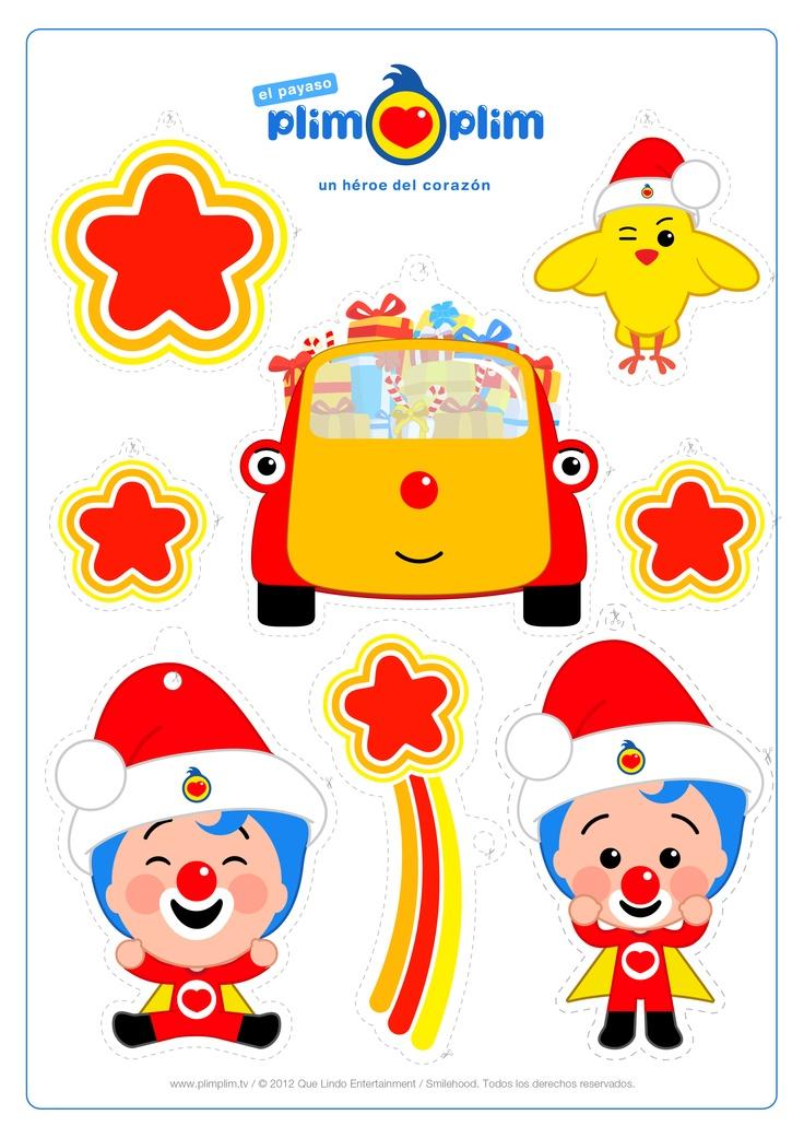 ¡Imprime el dibujo, recorta las figuras y decora tu Árbol de Navidad!  ¡Juntos podemos compartir una Navidad Mágica! ¡CLARO QUE SÍ!