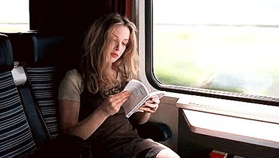 30 Animated Book Reading Gifs - Best Animations