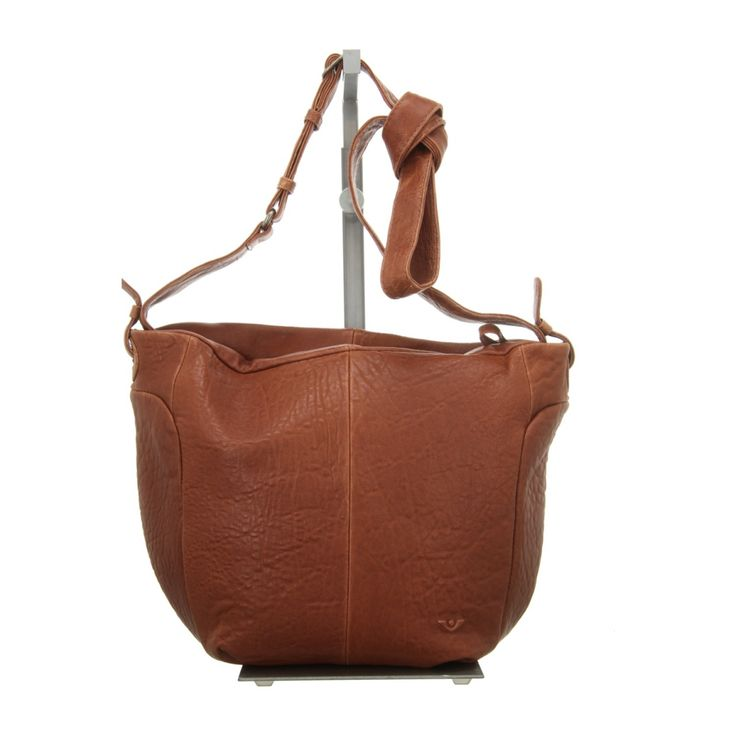 NEU: Voi Leather Design Handtaschen Beutel - 30424 COGNAC - cognac -