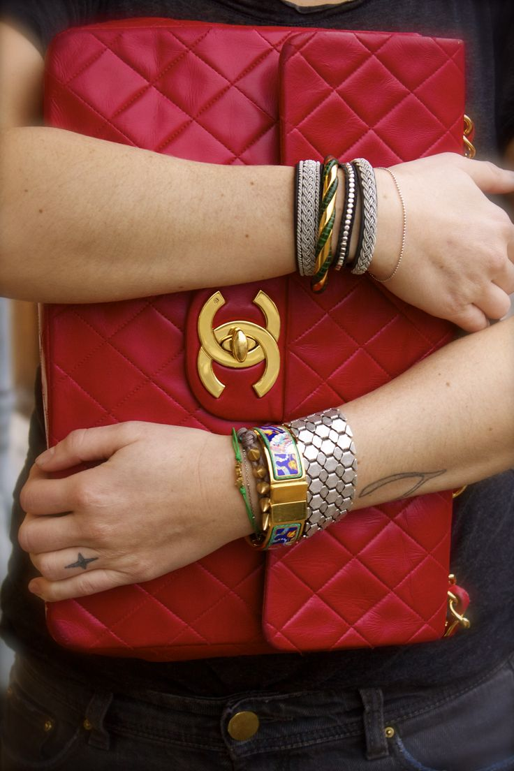 Arm Candy & Chanel