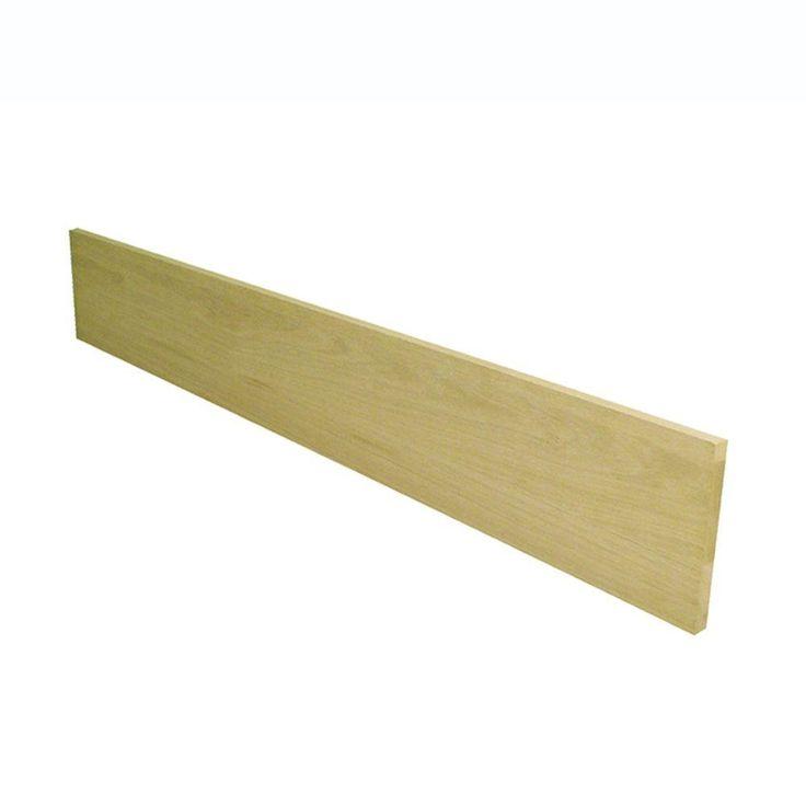 Best Stairtek 75 In X 7 5 In X 36 In Unfinished White Oak 400 x 300