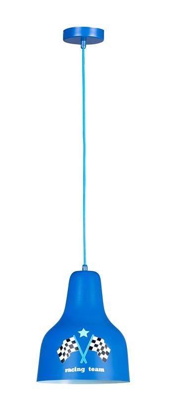 Hanglamp Joep van lief!: stoere lamp voor de baykamer, ook in grijs verkrijgbaar #verlichting #boysroom