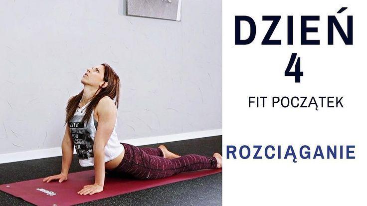 Dzień 4 czas na odpoczynek po 3 dniach treningu Rozciąganie pomoże w lepszej regeneracji polepszy mobilność i elastyczność i jeżeli macie bóle w odc. lędźwiowym czy też w okolicy stawu barkowego to ten trening świetnie wam pomorze. Gwarantuje świetne samopoczucie po tym zestawie ćwiczeń. Trening na blogu  http://ift.tt/2i5k8On (link w bio) buziaki #fitpoczątek #rozciąganie #stretching #ćwiczenia #trening #wyzwanie #gubimykilogramy #fitgirl #trenerpersonalny #blogerka #blog #youtuber…