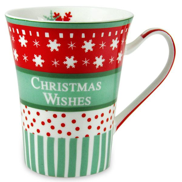 Beautiful Mugs On Christmas Rs. 324 This Christmas gift your dear ones this cute mug that is sure to remind them of your lovely Christmas wishes every time they'll have their drink. Shop Now : http://hallmarkcards.co.in/collections/christmas-gifts/products/mugs-on-christmas