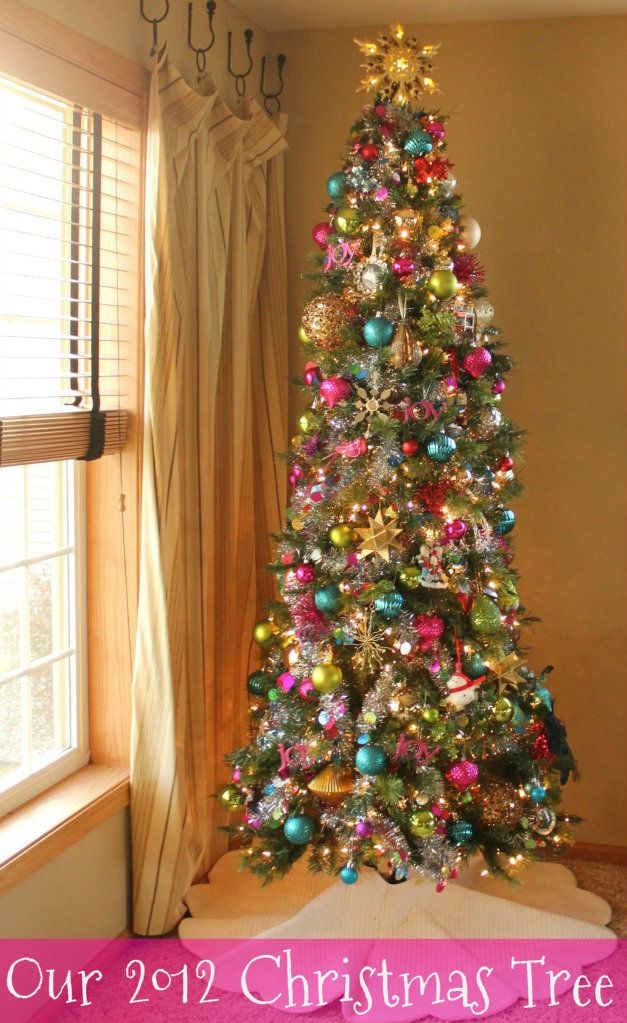 best 25 colorful christmas tree ideas on pinterest christmas tree images colorful christmas. Black Bedroom Furniture Sets. Home Design Ideas
