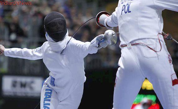 India's Bhavani Devi strikes gold in fencing championship at Reykjavik