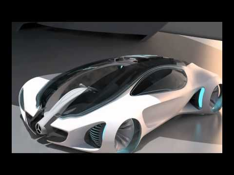 la auto show 2010 design challenge mercedes benz biome - Mercedes Benz Biome Seed