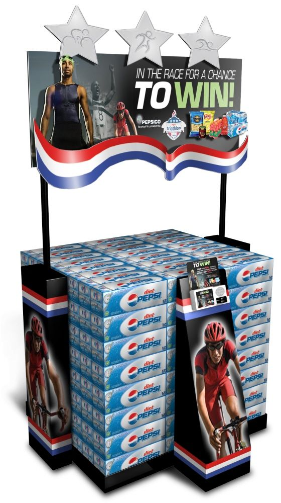 Pepsi Race Case Stacker by Ricky Cordero at Coroflot.com