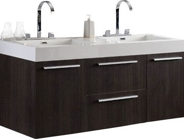 Website Photo Gallery Examples Fresca Opulento Modern Double Sink Bathroom Vanity w Medicine Cabinet modern bathroom vanities and sink consoles Decor Planet