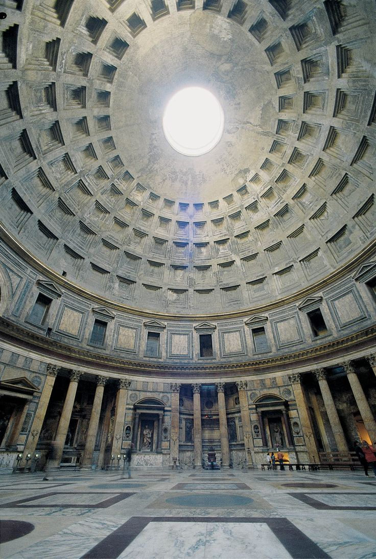 the architecture of the pantheon in rome italy The pantheon in rome - intelligent architecture by: sebastian sikkerneq hoel there are few buildings in the world today that have survived the ravages of time so well as the pantheon in rome.